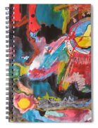 White Bay Spiral Notebook