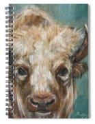 White Bison Spiral Notebook