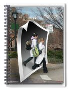 White Coats Spiral Notebook