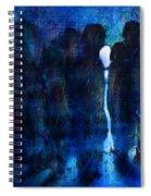 White Girl Spiral Notebook