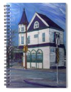 White House Tavern Spiral Notebook