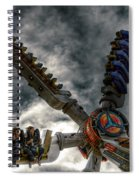 White Knuckle Test Spiral Notebook