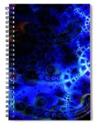 White Lace And Promises Spiral Notebook
