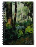 White Mountain Woods Spiral Notebook