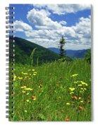 White Mountains Spiral Notebook