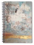 White Noize Spiral Notebook