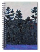 White Pine Sunrise Spiral Notebook