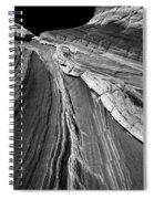 White Pockets 2382 Spiral Notebook