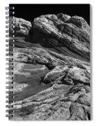 White Pockets 2395 Spiral Notebook