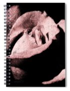 White Queen Spiral Notebook