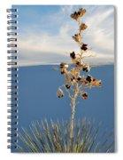 White Sands Yucca Spiral Notebook