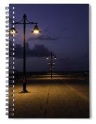 White Street Pier Spiral Notebook