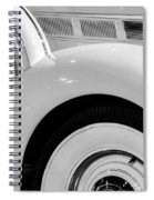 White Tails Spiral Notebook