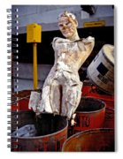 White Trash Spiral Notebook