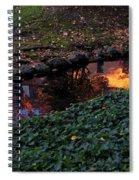 Whiteman College Reflection Spiral Notebook