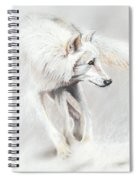 Whiteout Spiral Notebook
