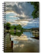 White's Cove Reflections Spiral Notebook