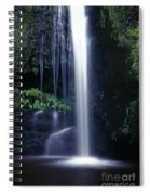Whitewater Action Spiral Notebook