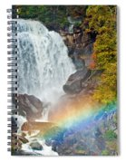 Whitewater Falls Spiral Notebook