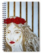 Who Is She? Spiral Notebook