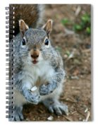 Who Me? Spiral Notebook