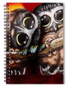 Whodat Spiral Notebook