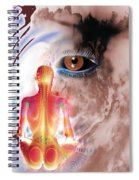 Whose I Is Eckharts Eye Spiral Notebook