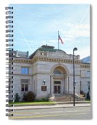 Wichita Carnegie Library Spiral Notebook