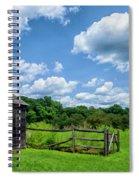 Wick Farm Spiral Notebook
