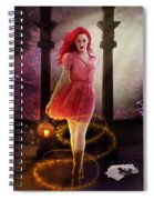 Wicked Spiral Notebook
