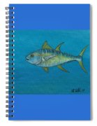 Wicked Tuna  Spiral Notebook