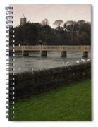 Wicklow Footbridge Spiral Notebook