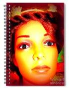 Wide Eyed Willow Spiral Notebook