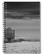Wide Open... Spiral Notebook