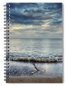 Wide Open  Spiral Notebook