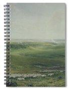 Wide Pastures Spiral Notebook