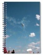 Wide Wonder Spiral Notebook