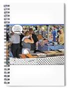 Wieners Spiral Notebook