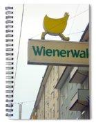 Wienerwald In Salzburg Spiral Notebook