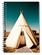 Wigwam Room #3 Spiral Notebook