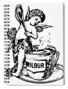 Wilbur-suchard Company Spiral Notebook