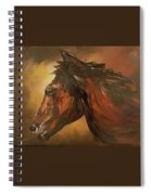 Wild And Free                   83 Spiral Notebook
