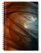 Wild As The Wind Spiral Notebook
