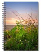 Wild At Sunrise Spiral Notebook