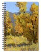 Wild Autumn Spiral Notebook