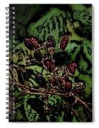Wild Berries Spiral Notebook