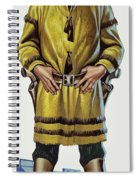 Wild Bill Hickok Spiral Notebook