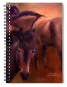 Wild Breed Spiral Notebook