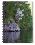 Wild Dogwood Spiral Notebook