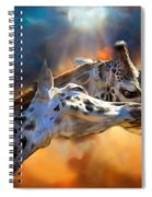 Wild Dreamers Spiral Notebook